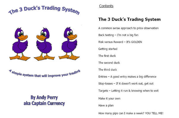 3 ducks trading system review